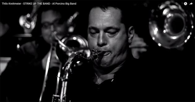 Video: Al Porcino Big Band